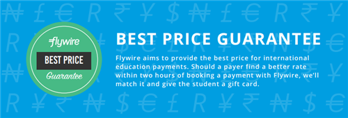 Flywire Best Price Guarantee